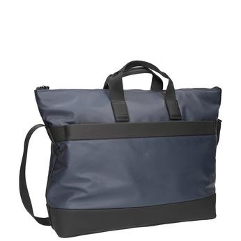 Cestovná taška roncato, modrá, 969-9641 - 13