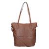 Hnedá kožená kabelka bata, hnedá, 964-3234 - 19