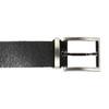 Kožený pánsky opasok bata, čierna, 954-6129 - 26