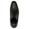 Pánske čierne Chelsea Boots bata, čierna, 891-6601 - 19