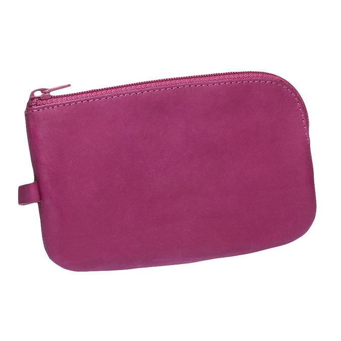 Kožená peňaženka bata, ružová, 944-5161 - 13