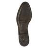 Dámske kožené čižmy bata, hnedá, 596-3608 - 26