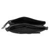 Menšia kabelka cez rameno bata, čierna, 969-6458 - 15