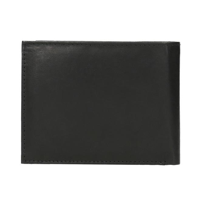 Pánska kožená peňaženka bata, čierna, 944-6171 - 19