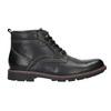 Kožená zimná obuv bata, čierna, 894-6642 - 26