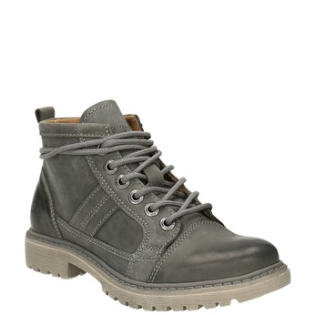 Dámska členková obuv weinbrenner, šedá, 594-2409 - 13