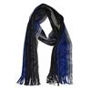 Pánsky pruhovaný šál bata, modrá, 909-9228 - 13