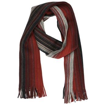 Pánsky pruhovaný šál bata, červená, 909-5228 - 13