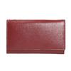 Dámska kožená peňaženka bata, červená, 944-5357 - 26