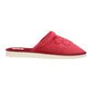 Domáca dámska obuv bata, červená, 579-5611 - 15