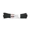 Guľaté šnúrky bata, čierna, 901-6148 - 13