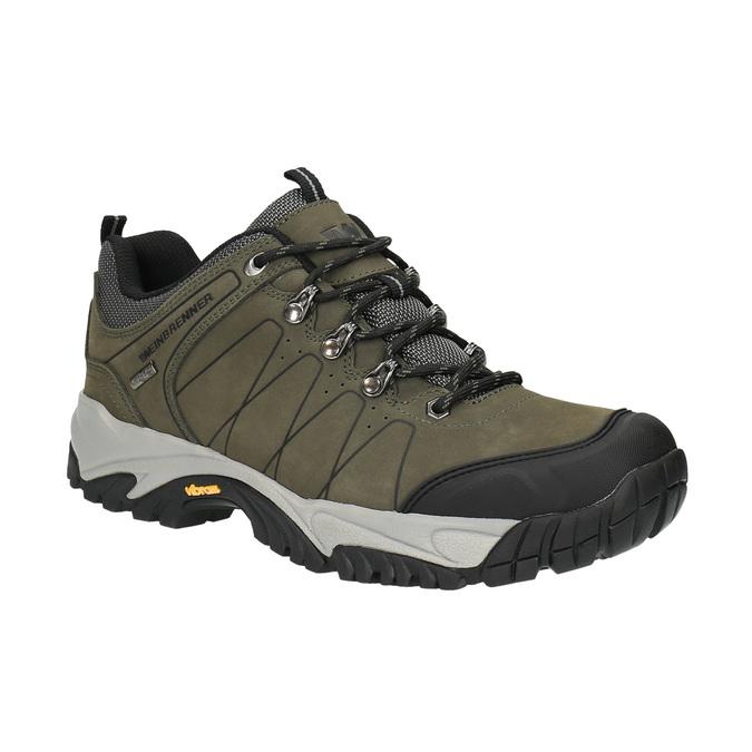 Kožená Outdoor obuv weinbrenner, hnedá, 846-3600 - 13
