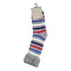 Teplé detské ponožky bata, šedá, 919-2422 - 13