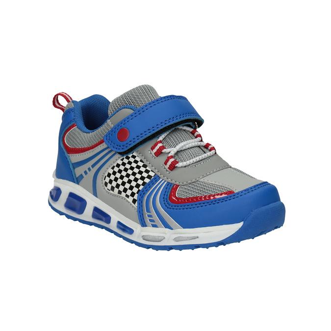 Detské športové tenisky mini-b, modrá, 211-9172 - 13