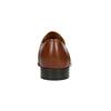 Hnedé kožené poltopánky conhpol, hnedá, 824-3855 - 17