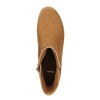 Hnedé členkové čižmy bata, hnedá, 599-4614 - 19