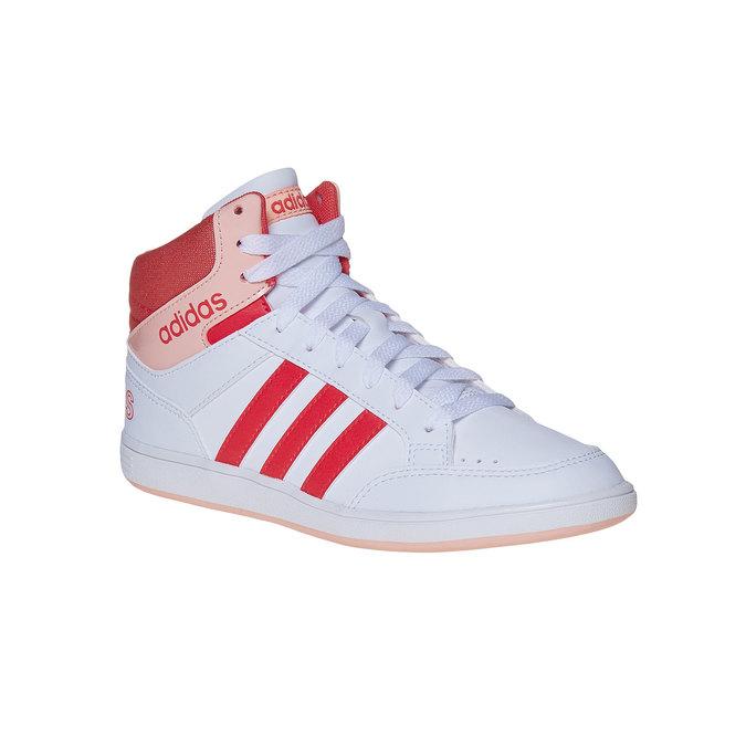 Dievčenské členkové tenisky adidas, biela, 401-5253 - 13