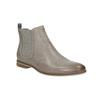 Dámska obuv v Chelsea štýle bata, hnedá, 596-2644 - 13