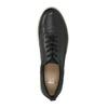 Kožené dámske tenisky bata, čierna, 526-6618 - 19