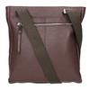 Kožená pánska Crossbody taška bata, hnedá, 964-4230 - 26