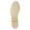 Dámska kožená Slip-on obuv bata, hnedá, 516-2602 - 26