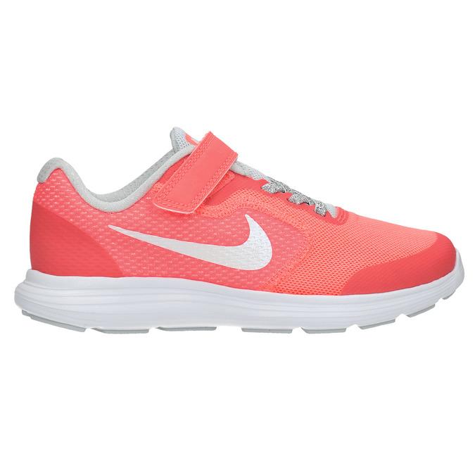 Dievčenské športové tenisky nike, ružová, 309-2249 - 15