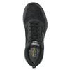 Pánske tenisky s pamäťovou penou skechers, čierna, 809-6141 - 19