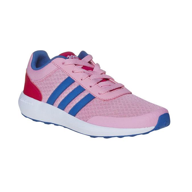 Detské športové tenisky ružové adidas, ružová, 409-5172 - 13