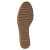 Kožené baleríny šírky G gabor, biela, 526-1200 - 26