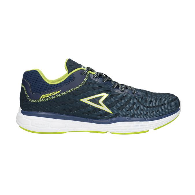 Športové tenisky so vzorom power, modrá, 809-9155 - 15