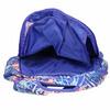 Batoh s farebným vzorom roxy, fialová, 969-9071 - 15