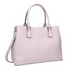 Ružová kabelka s pevnými rúčkami bata, ružová, 961-5701 - 13