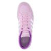 Dievčenské fialové tenisky adidas, fialová, 489-9119 - 19
