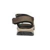 Pánske kožené sandále weinbrenner, hnedá, 866-3630 - 17