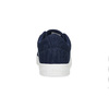 Modré pánske textilné tenisky adidas, modrá, 889-9235 - 15