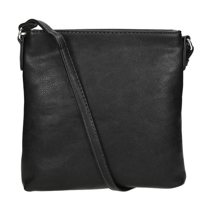 Čierna Crossbody kabelka gabor-bags, čierna, 961-6081 - 26