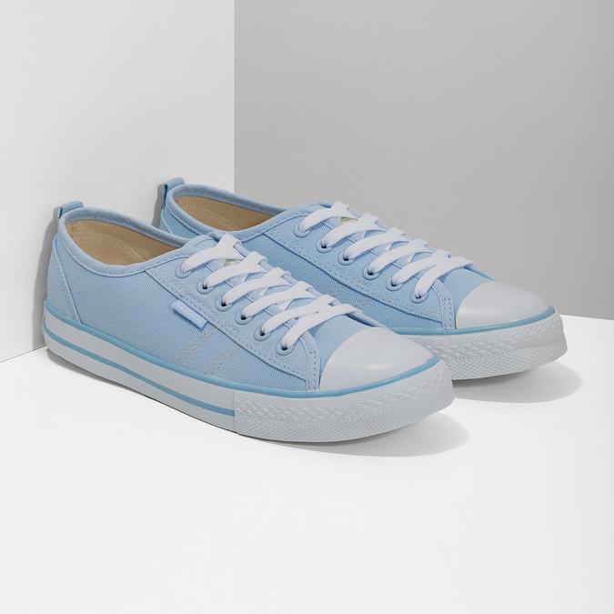 Dámske modré tenisky north-star, modrá, 589-9443 - 26