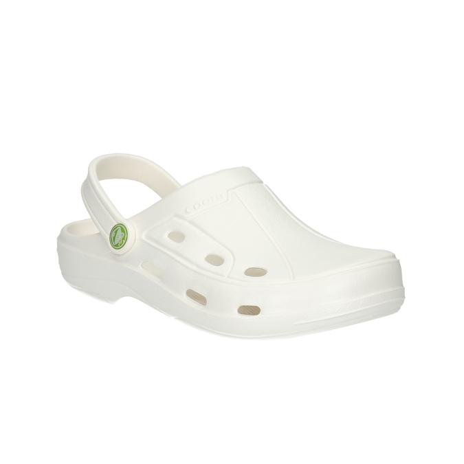 Dámske biele sandále coqui, biela, 572-1610 - 13