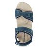 Kožené sandále v Outdoor štýle weinbrenner, modrá, 566-9608 - 17