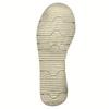 Dámske kožené sandále weinbrenner, šedá, 566-2627 - 26