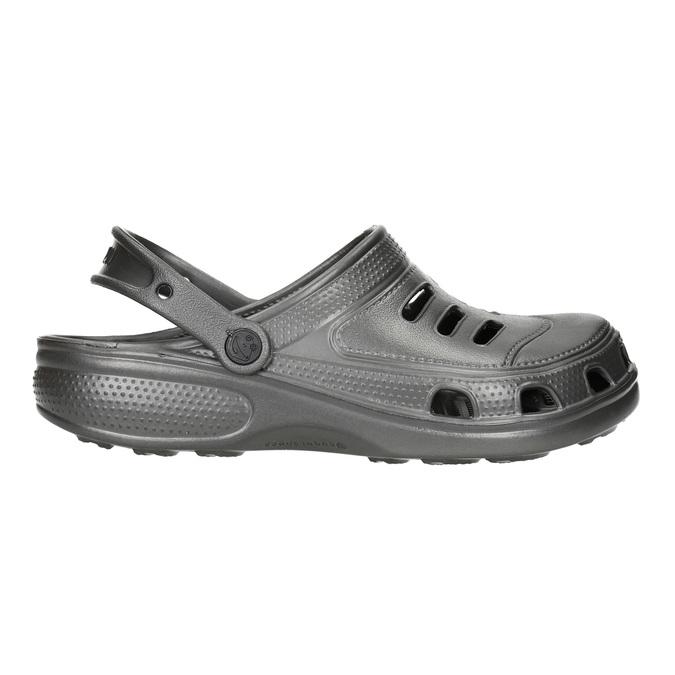 Pánske sandále coqui, šedá, 872-2616 - 15