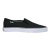 Čierne pánske Slip-on tomy-takkies, čierna, 889-6229 - 15