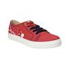 Kožené tenisky z limitovanej edície bata, červená, 546-5800 - 13