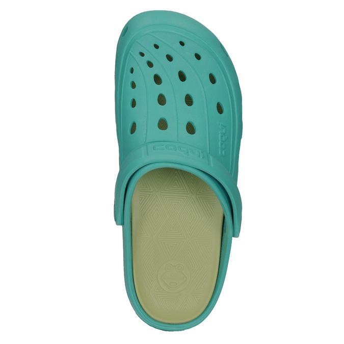 Tyrkysové dámske sandále coqui, 572-9606 - 26