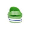 Detské zelené sandále so žabkou coqui, zelená, 272-7603 - 15