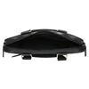 Kožená unisex taška bata, čierna, 964-6204 - 15