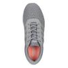 Dámske šedé tenisky adidas, šedá, 509-2198 - 15