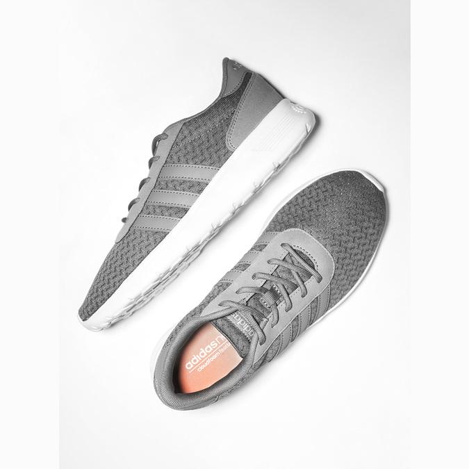 Dámske šedé tenisky adidas, šedá, 509-2198 - 19