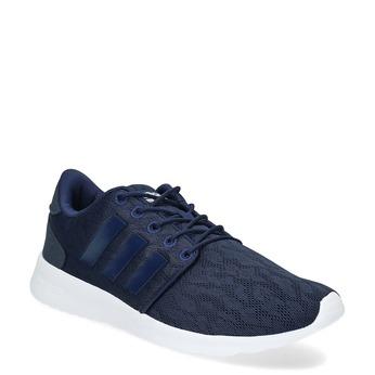 Modré tenisky športového strihu adidas, modrá, 509-9112 - 13