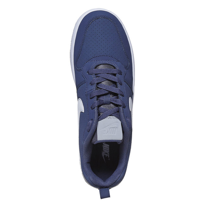 Ležérne pánske tenisky nike, modrá, 801-9154 - 19